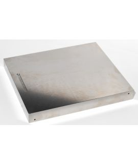 """ASME Basic Reference Block (1018 steel, 0.75"""" thick)"""