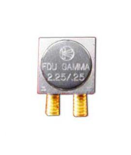 "FDU Transducer, 2.25 MHz, 0.25"" Diameter, Gamma Series"