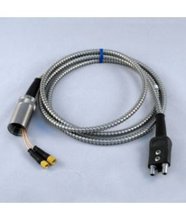 Dual Armored Cable For KBA560 and TC560 TopCOAT Transducers