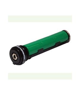 Spare Or Replacement Battery Stick With Tailcap For Optimax OPX-365 and OPX-450 Flashlights