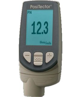 Positector 6000 FN1 Standard Coating Thickness Gage (built-in probe style)