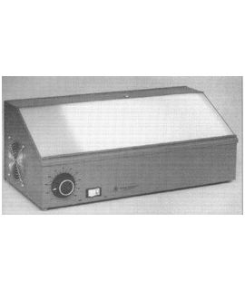 "Venture 7"" x 17"" High Intensity X-Ray Illuminator with Footswitch"