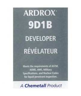 Ardrox 9D1B Developer (19 liter pail)