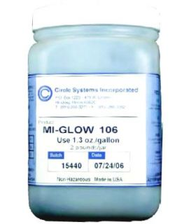 Mi-Glow 106 Black Particles For Use In Oil Media