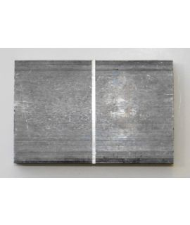 Aluminum Cracked Test Block