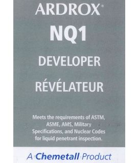 Ardrox NQ1 Developer (case of 12 aerosol cans)