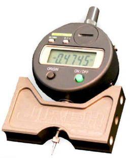 Digital Manual Pit Gauge Kit with Reverse Spring Indicator