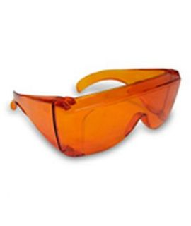 Spectacles, UV-Absorbing. Fluorescence-Enhancing, Orange