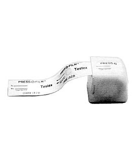 Testex Tape, 50 Impressions, Medium, 0.005 to 0.075 mils