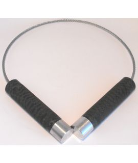 Permanent Magnet Yoke Set with Metal Cable, 40 lbs Lifting Capacity