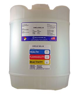 CircleSol M Carrier Fluid (5 Gallon Pail)