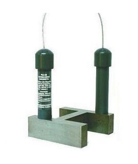 Parker PM-50 Permanent Magnet Yoke Set, 50 lb Capacity