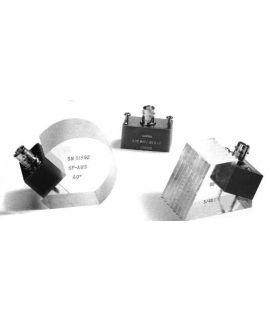 """2.25 MHz, 0.63"""" x 0.75"""" Rectangular Gamma AWS Transducer"""