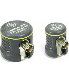 "2.25 MHz 1.0"" Diameter Alpha RHP-CR Transducer"