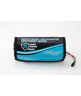 Battery warmer bag