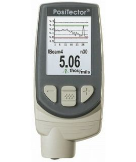 Positector 6000 F3 Advanced Coating Thickness Gage (built-in probe style)