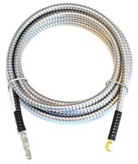 Single Armored Lemo #00 To Microdot Transducer Cable