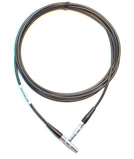 Single Lemo #00 To Lemo #00 Transducer Cable