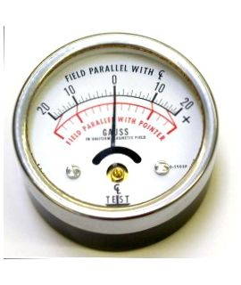 Magnetic Field Indicator 20-0-20 With Certificate