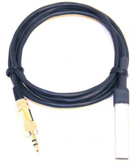 Tangential Hall Effect Probe for MD-220 Gauss Meter