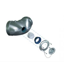 """1.5"""" (38mm) Plugs And Seals For Insulated Pipe Inspection"""