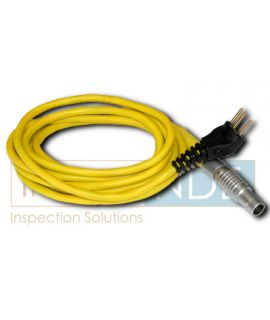 Equotip 3 Pole Transducer Cable for Hardness Tester Impact Device