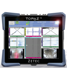 Zetec TOPAZ16 Phased Array UT Flaw Detector