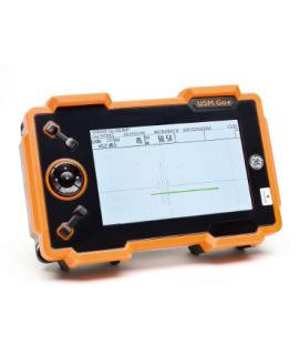 GE Inspection Technologies USM Go+ Ultrasonic Flaw Detector