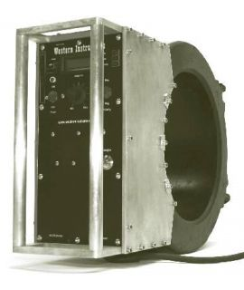 WD Series 10 Inch Diameter DC Coil