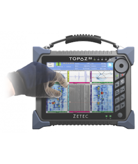 Zetec TOPAZ32 Phased Array UT Flaw Detector